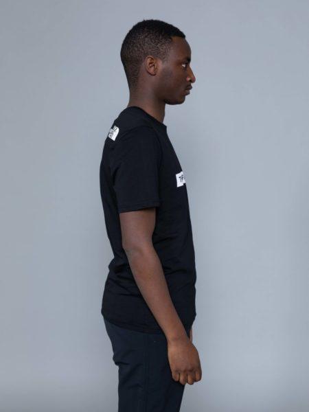 The North Face Light Tshirt Black sale