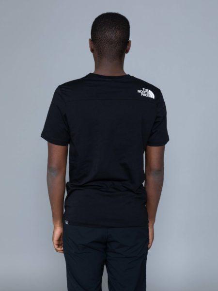 The North Face Light Tshirt Black sales