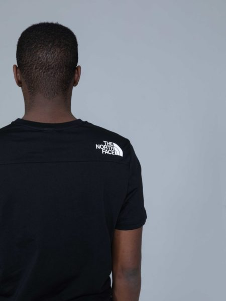 The North Face Light Tshirt Black store