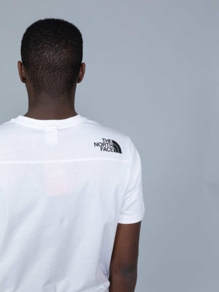 The North Face Light Tshirt White brussels