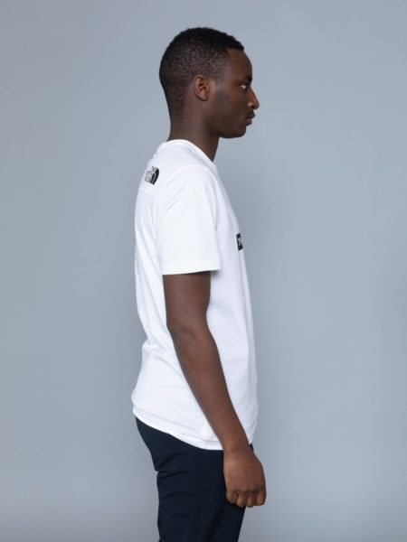 The North Face Light Tshirt White sale