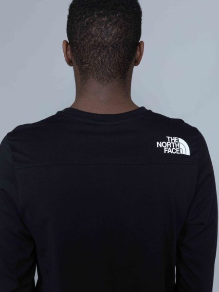 The North Face Long Sleeve Light Tshirt Black