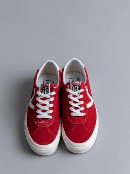 Vans Style 73 DX OG Red