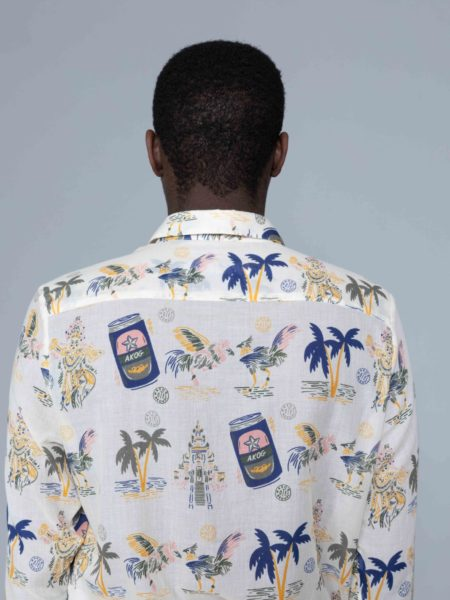 A Kind of Guise Flores Shirt clothing