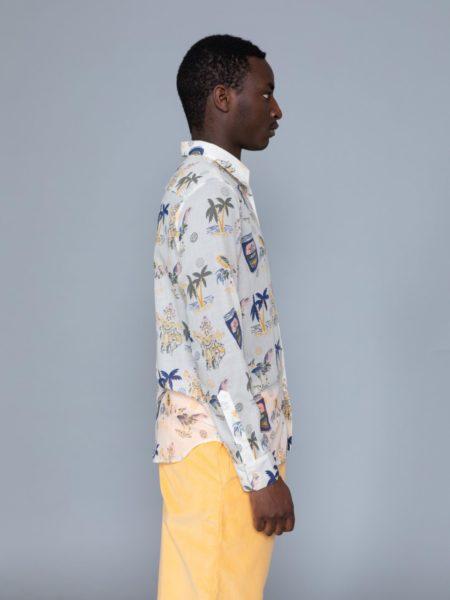 A Kind of Guise Flores Shirt munich