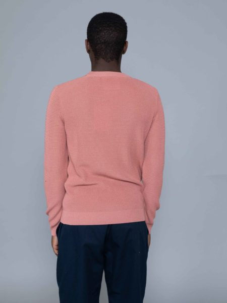 A Kind of Guise Waru Crewneck Rose clothing