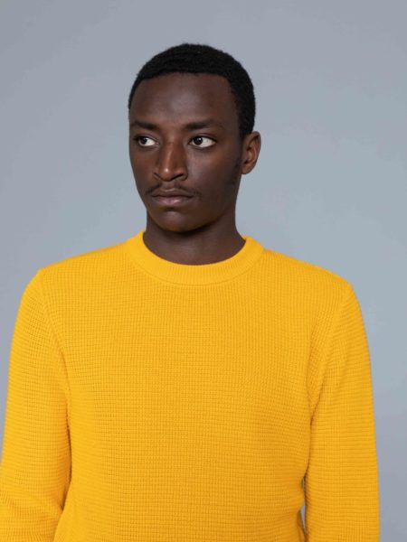 A Kind of Guise Waru Crewneck yellow