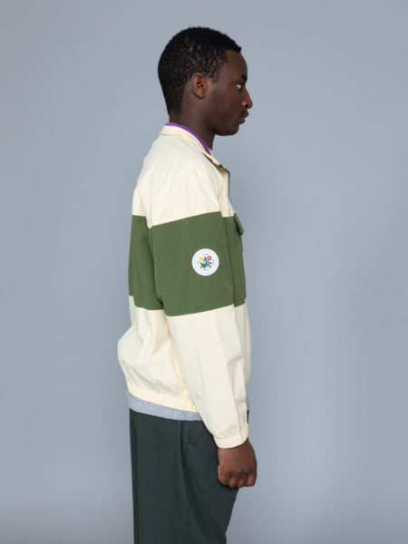 Aime Leon Dore Nylon Quarter Zip Pullover streetwear