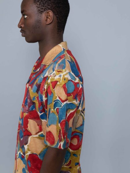 Drole de Monsieur Marble Shirt sale