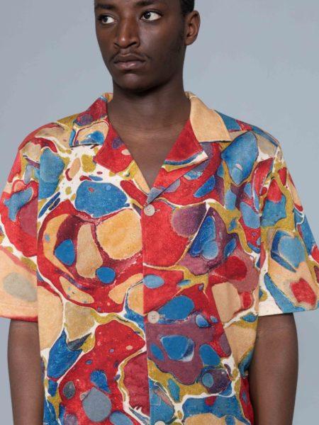 Drole de Monsieur Marble Shirt sales