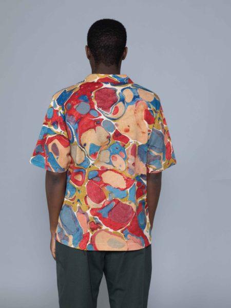 Drole de Monsieur Marble Shirt shop online