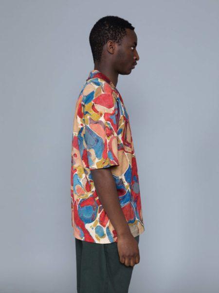 Drole de Monsieur Marble Shirt streetwear