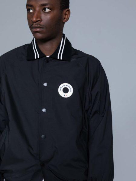 Drole de Monsieur NFPM Varsity Jacket Black online store