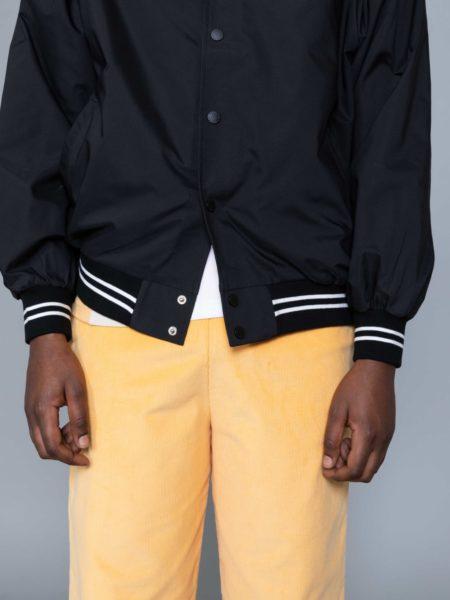 Drole de Monsieur NFPM Varsity Jacket Black sale