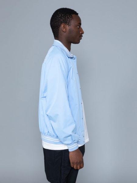 Drole de Monsieur NFPM Varsity Jacket Blue online store