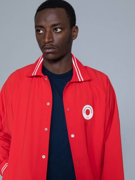 Drole de Monsieur NFPM Varsity Jacket Red france