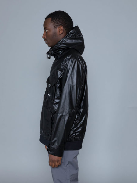 Mrc Noir Carbon Jacket marche noir clothing