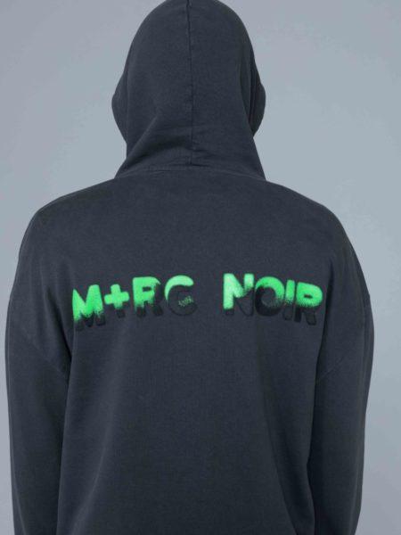 Mrc Noir Spray Hoodie