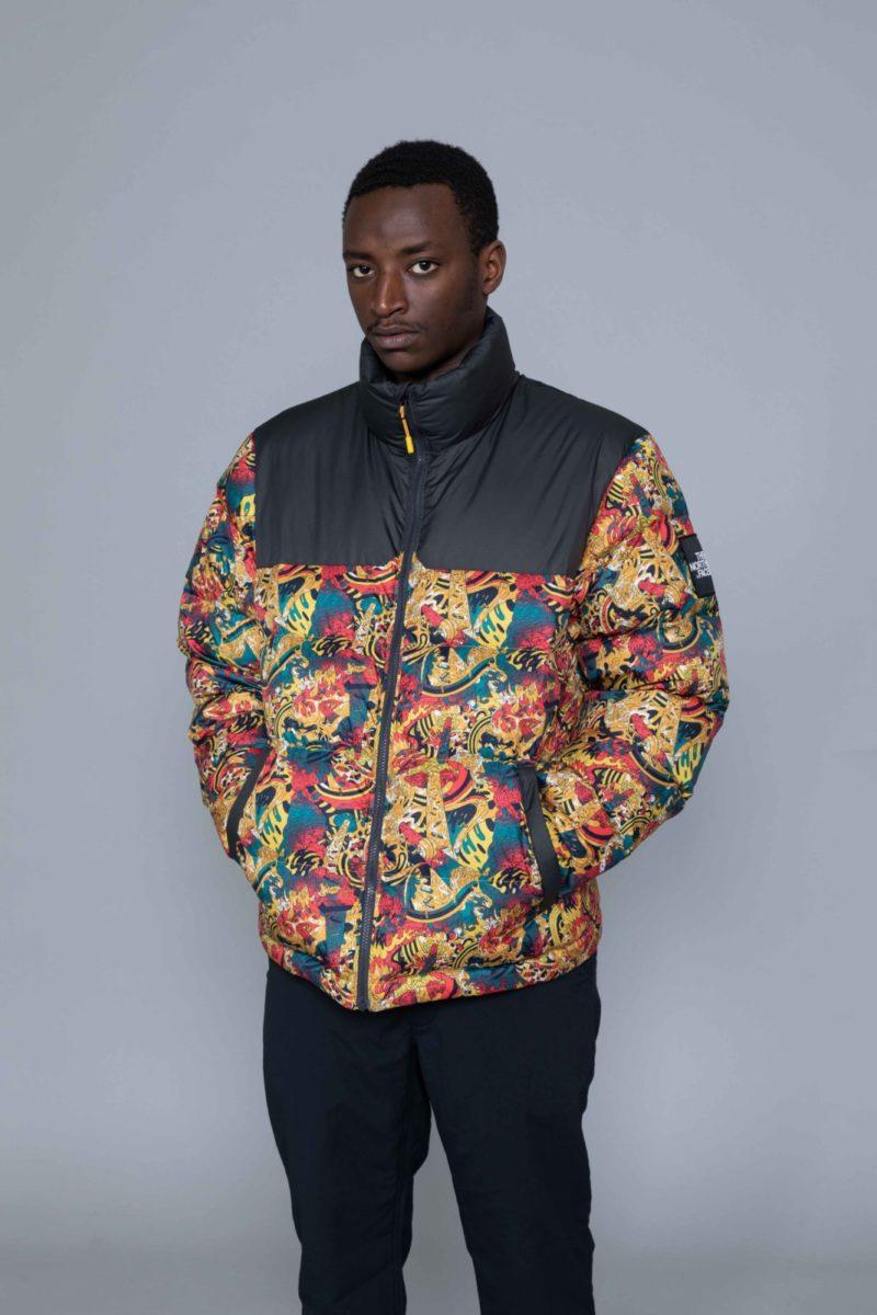 7c93e196b 1992 Nuptse Jacket Leopard Print