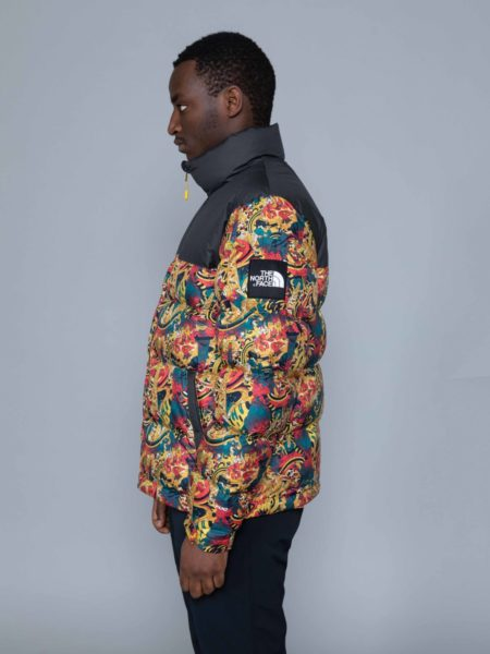 The North Face 1992 Nuptse Jacket Leopard Print outlet