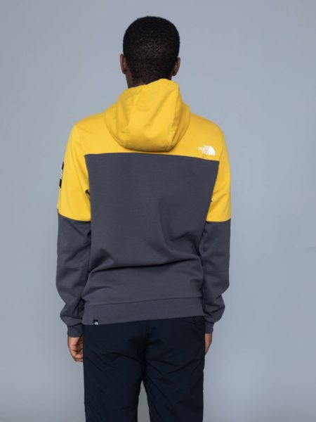 The North Face Fine Box Hoodie Grey sale