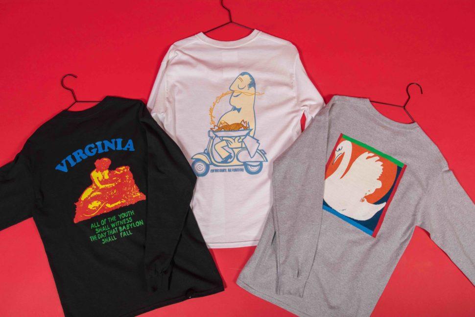 reception clothing brand