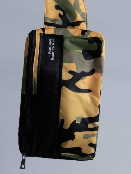 Rokit 2Tone Hipsack camo yellow