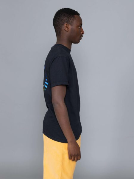 Rokit Golden SS Tshirt Black men shop