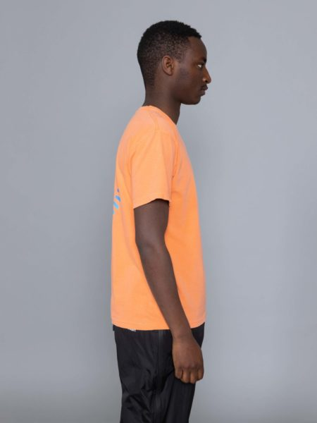 Rokit Golden SS Tshirt Orange brand