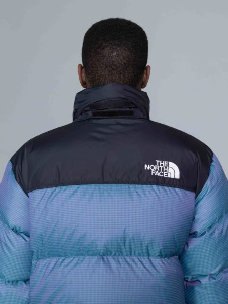 The North Face 1996 Nuptse Jacket Iridescent Multi