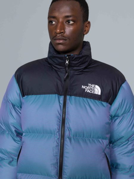 The North Face 1996 Nuptse Jacket Iridescent Multi brussels store