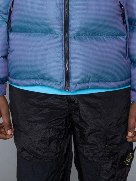 The North Face 1996 Nuptse Jacket Iridescent Multi men store