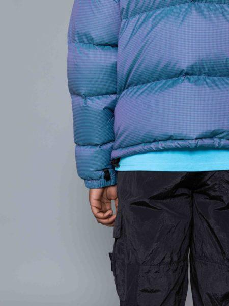 The North Face 1996 Nuptse Jacket Iridescent Multi sale