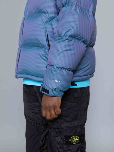 The North Face 1996 Nuptse Jacket Iridescent brussels