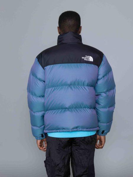The North Face 1996 Nuptse Jacket Iridescent sales