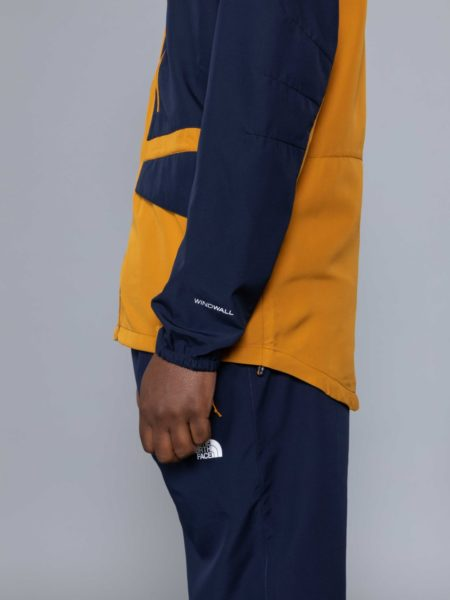 The North Face Fantasy Ridge Light Jacket Citrine Yellow store brussels