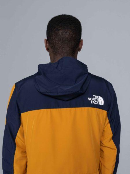 The North Face Fantasy Ridge Light Jacket Citrine Yellow streetwear bruxelles