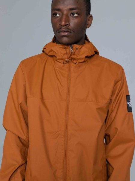 The North Face Mountain Q Jacket Caramel Cafe brussels