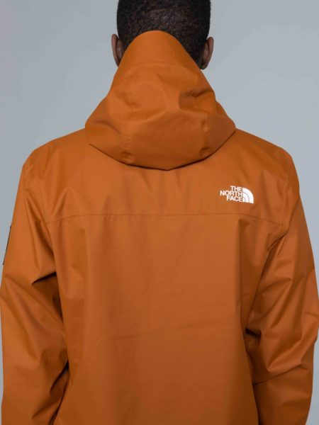 The North Face Mountain Q Jacket Caramel Cafe men store