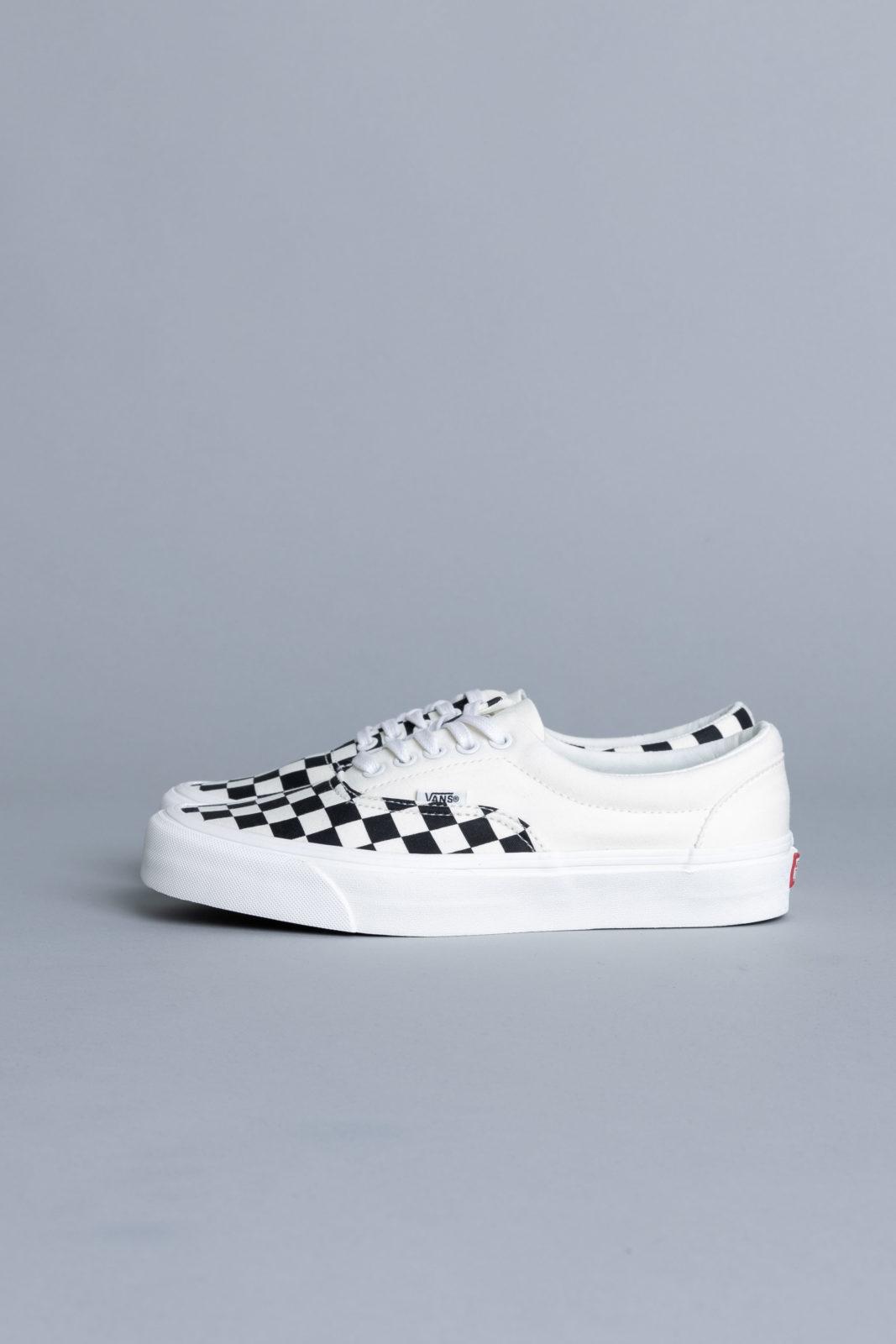 Vans Era CRFT Podium Checkerboard Black