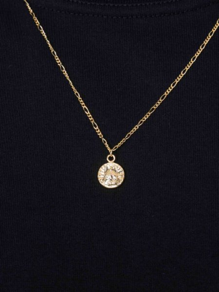 Golia Saint Coin Adriana Necklace jewel