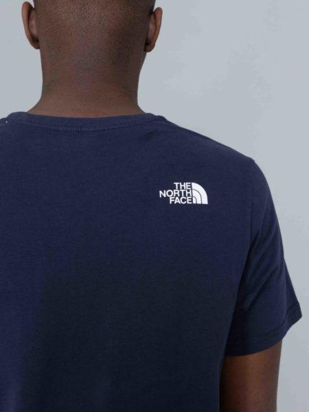 The North Face Fine Alpine Equipement Tshirt Urban Navy