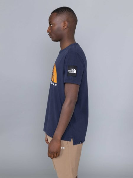 The North Face Fine Alpine Equipement Tshirt Urban Navy outlet