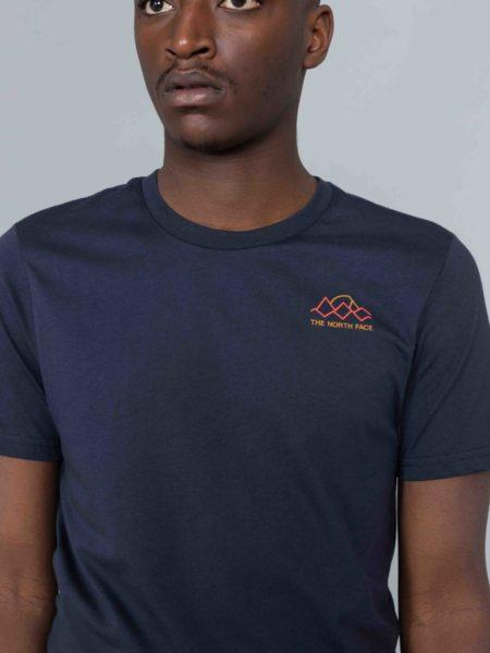 The North Face Ridge Tshirt Urban Navy clothing store