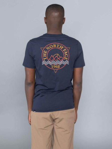 The North Face Ridge Tshirt Urban Navy men store