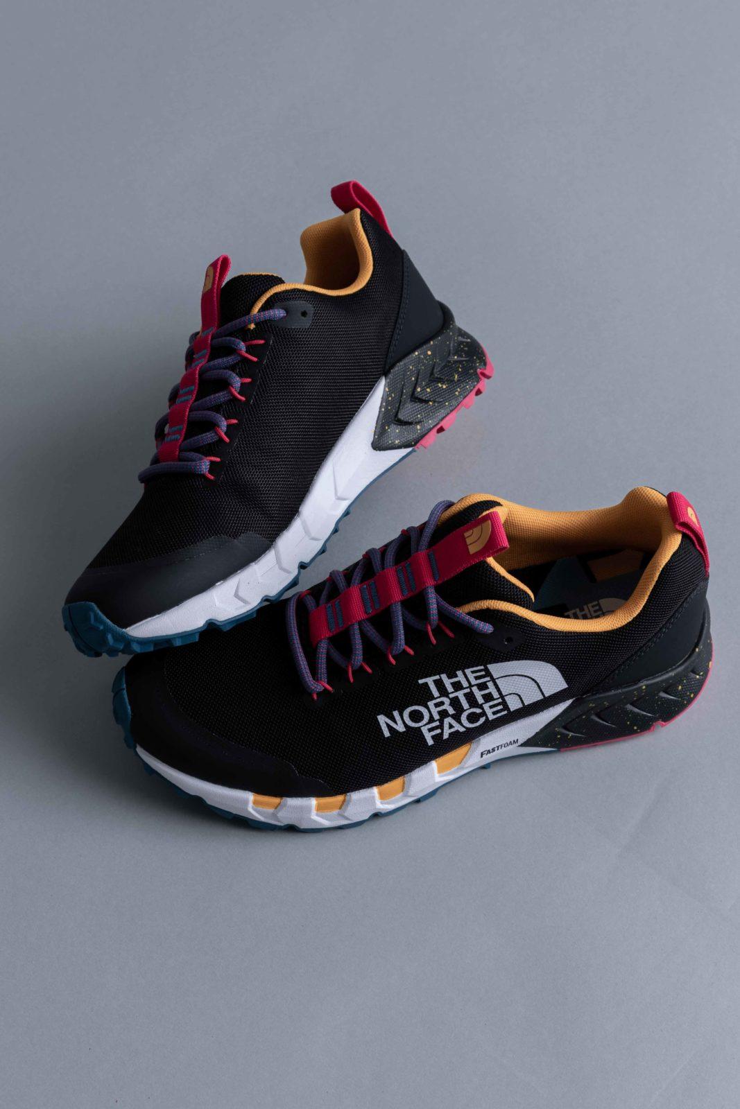 North Face Spreva Pop Sneakers Black