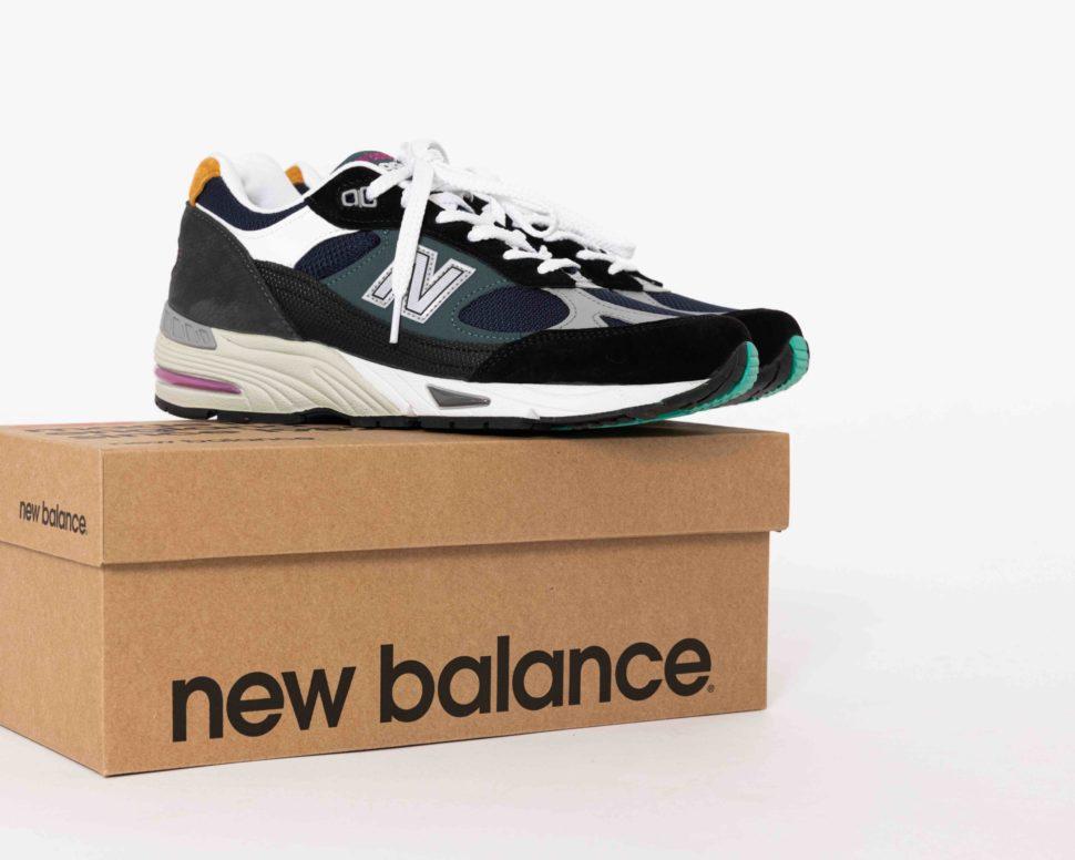 New Balance 991 990 327 shoes